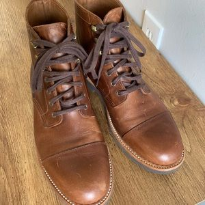 Jcrew Kenton Boots Size 8.5 Men's